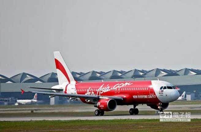 亞航泗水往新加坡班機 今早失聯
