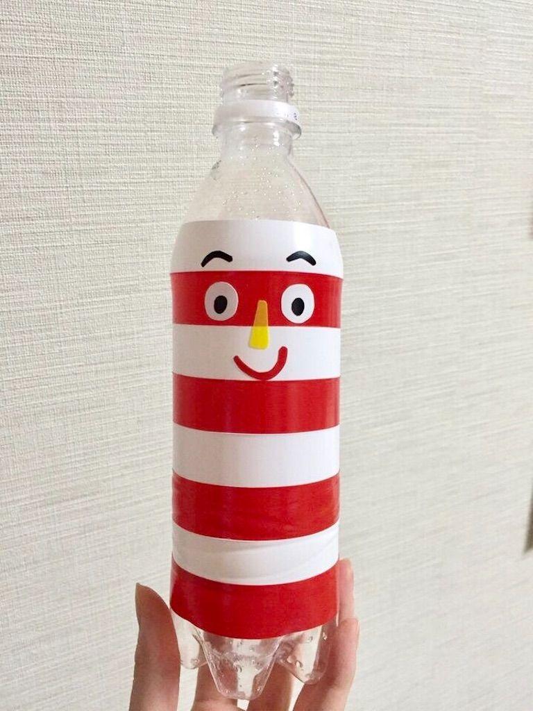 ボトル 手作り おもちゃ ペット