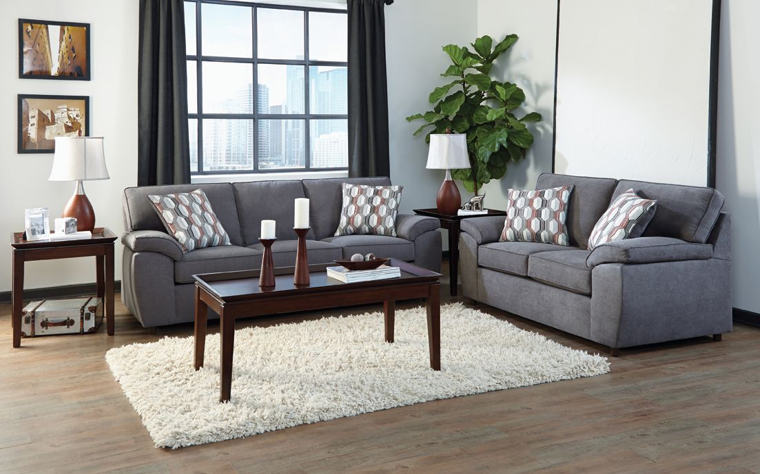 May Furniture 0750 30 Sofa Loveseat Chair Group Furniture Living Room Furniture Sofa Furniture #schewels #living #room #sets