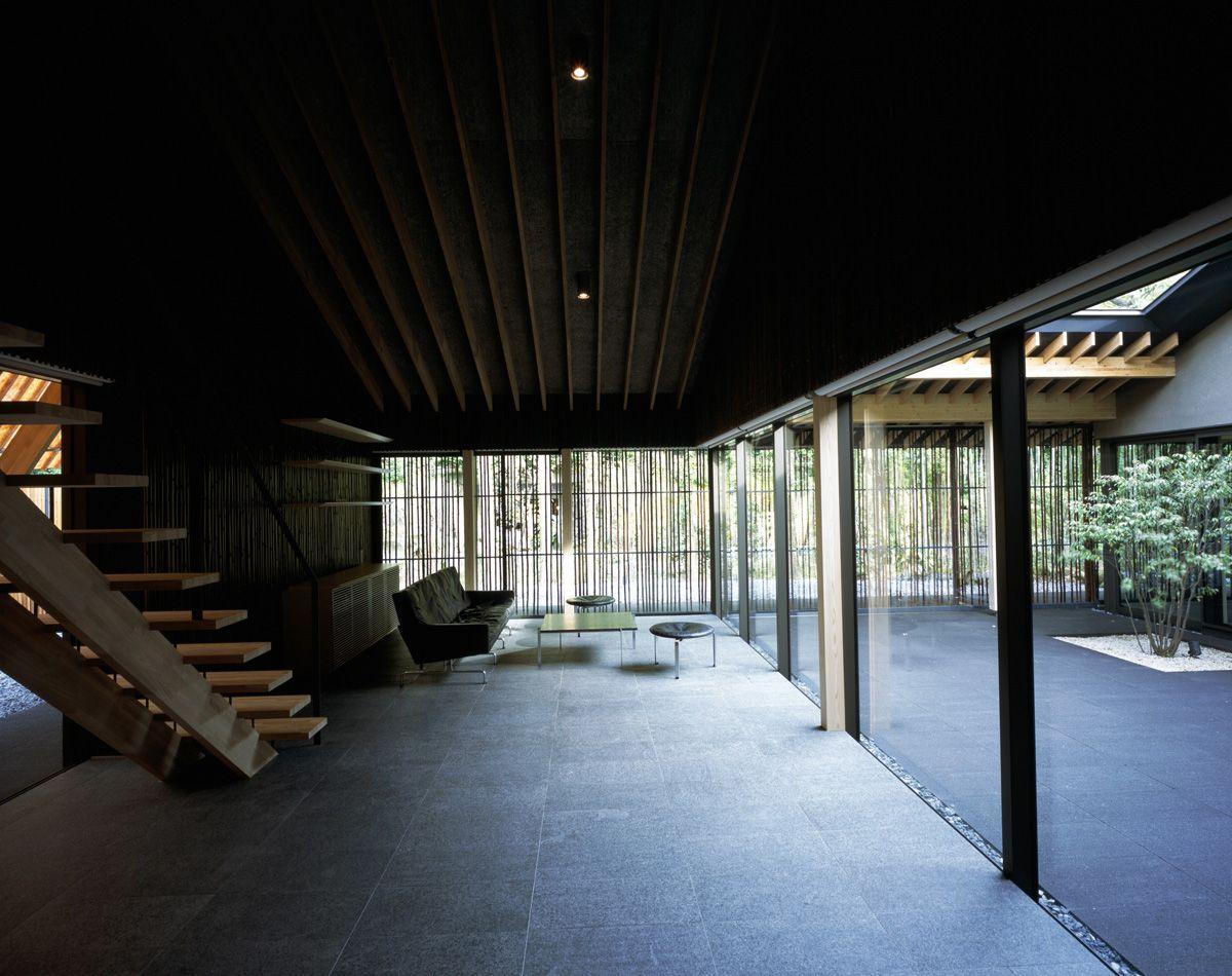 Bamboo Fiber Bamboo Fiber 光庭 建築物 建築