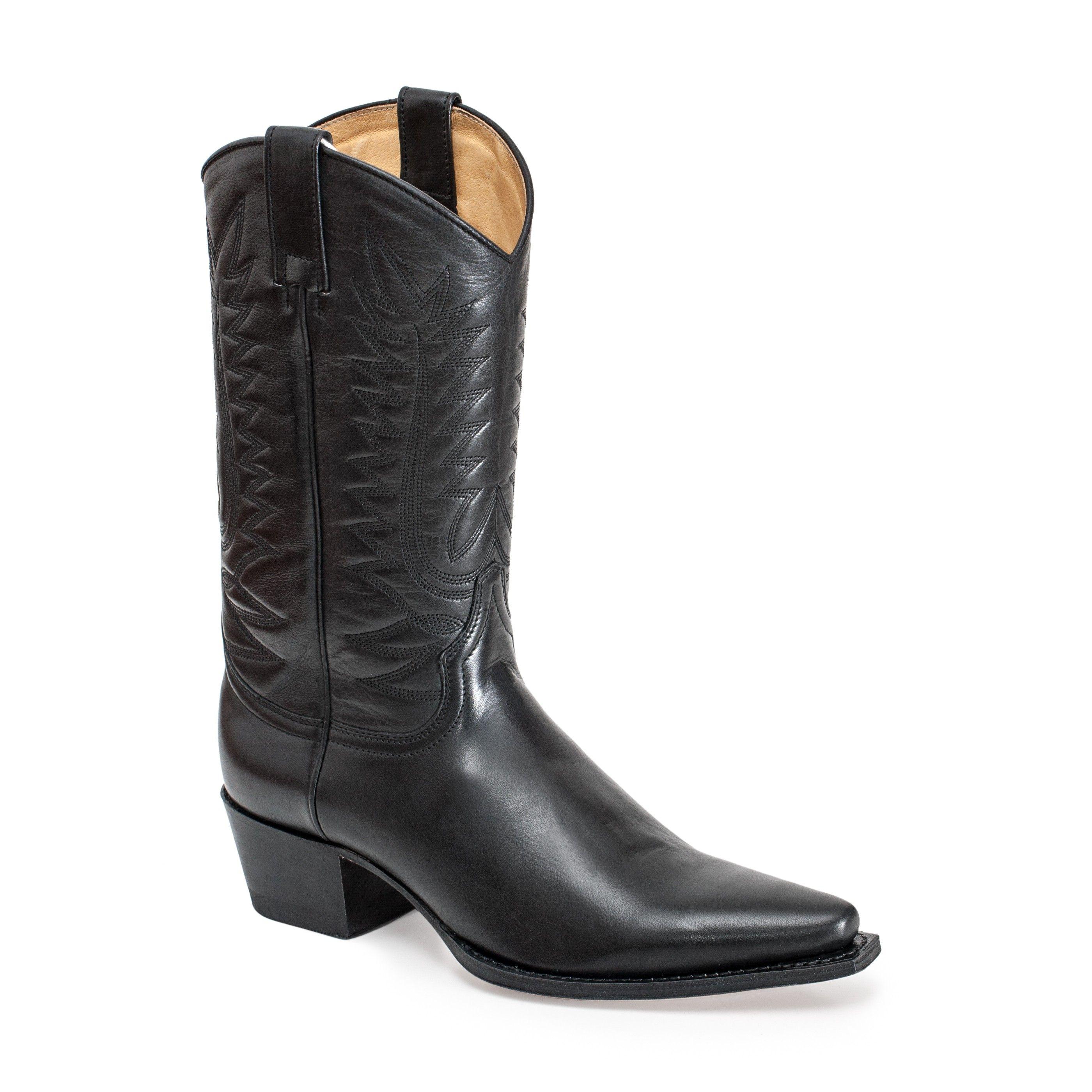 6204664d0d Sendra Boots 7280 Gene Anilina Negro #Botasonline #botas #boots ...