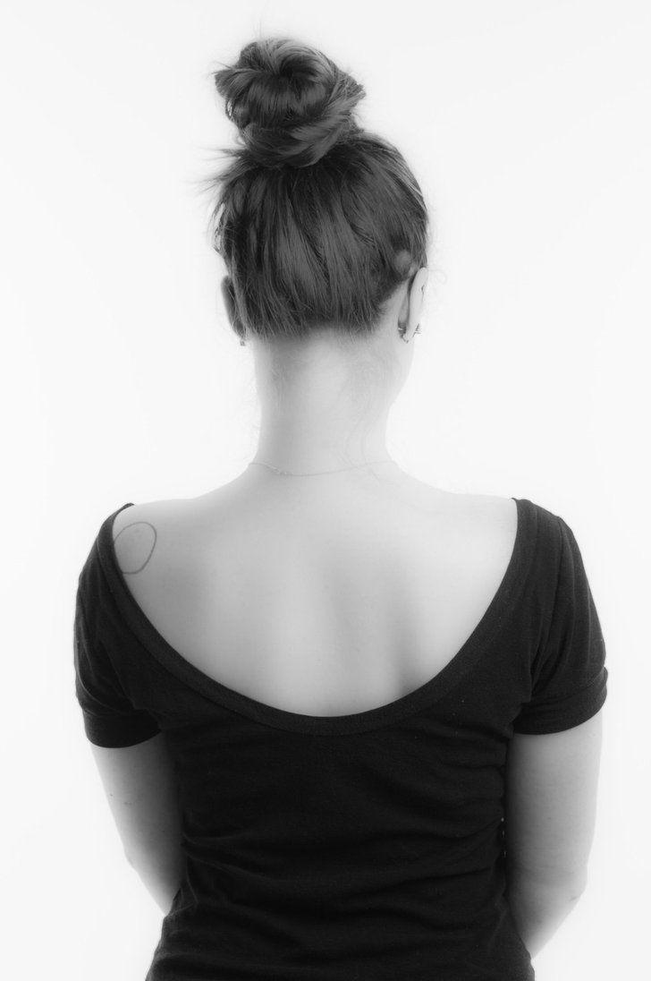 Minimalist tattoo black circle means wholeness its a symbol of minimalist tattoo black circle means wholeness its a symbol of feminity and perfection buycottarizona Image collections