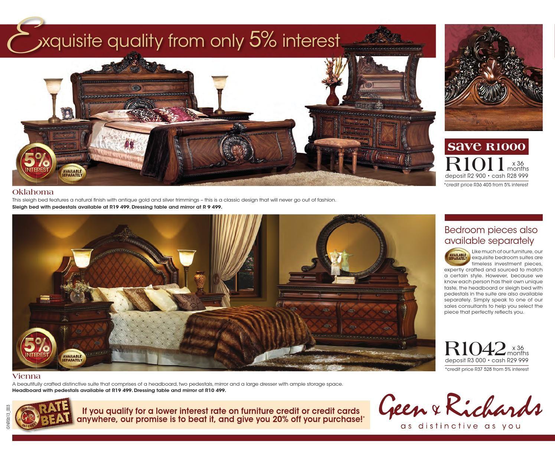 geen and richards bedroom suites corepad info pinterest rh pinterest fr