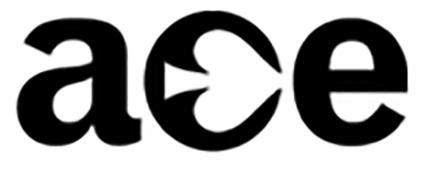 Object Letterform Logo Ace Logo Logo Design Samples Ace Logo Ace Of Spades Tattoo