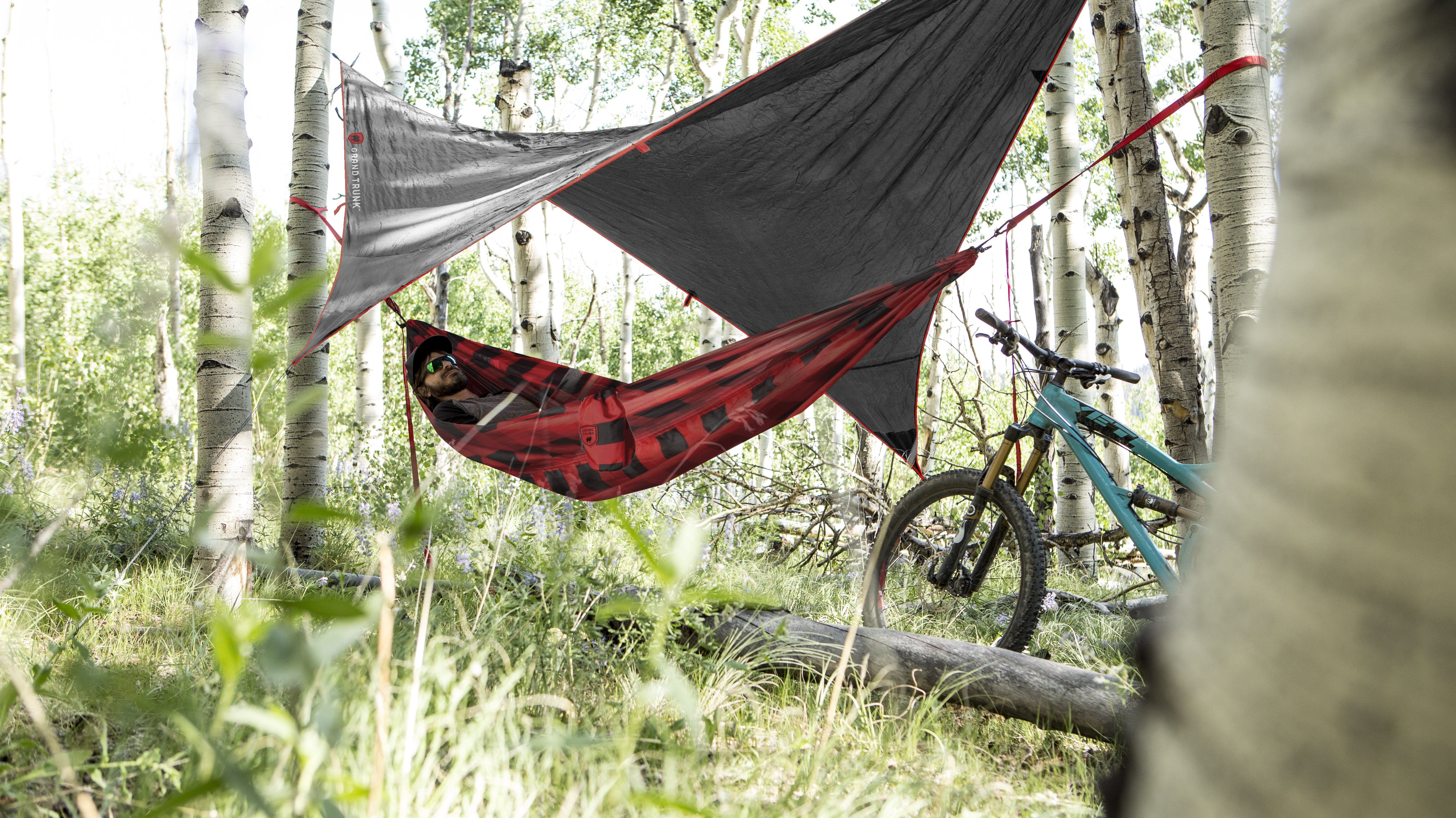 Creative Ways To Use Your Hammock Rain Fly