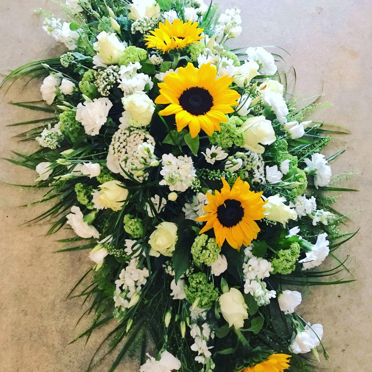 Casket spray in 2020 casket sprays funeral sprays casket