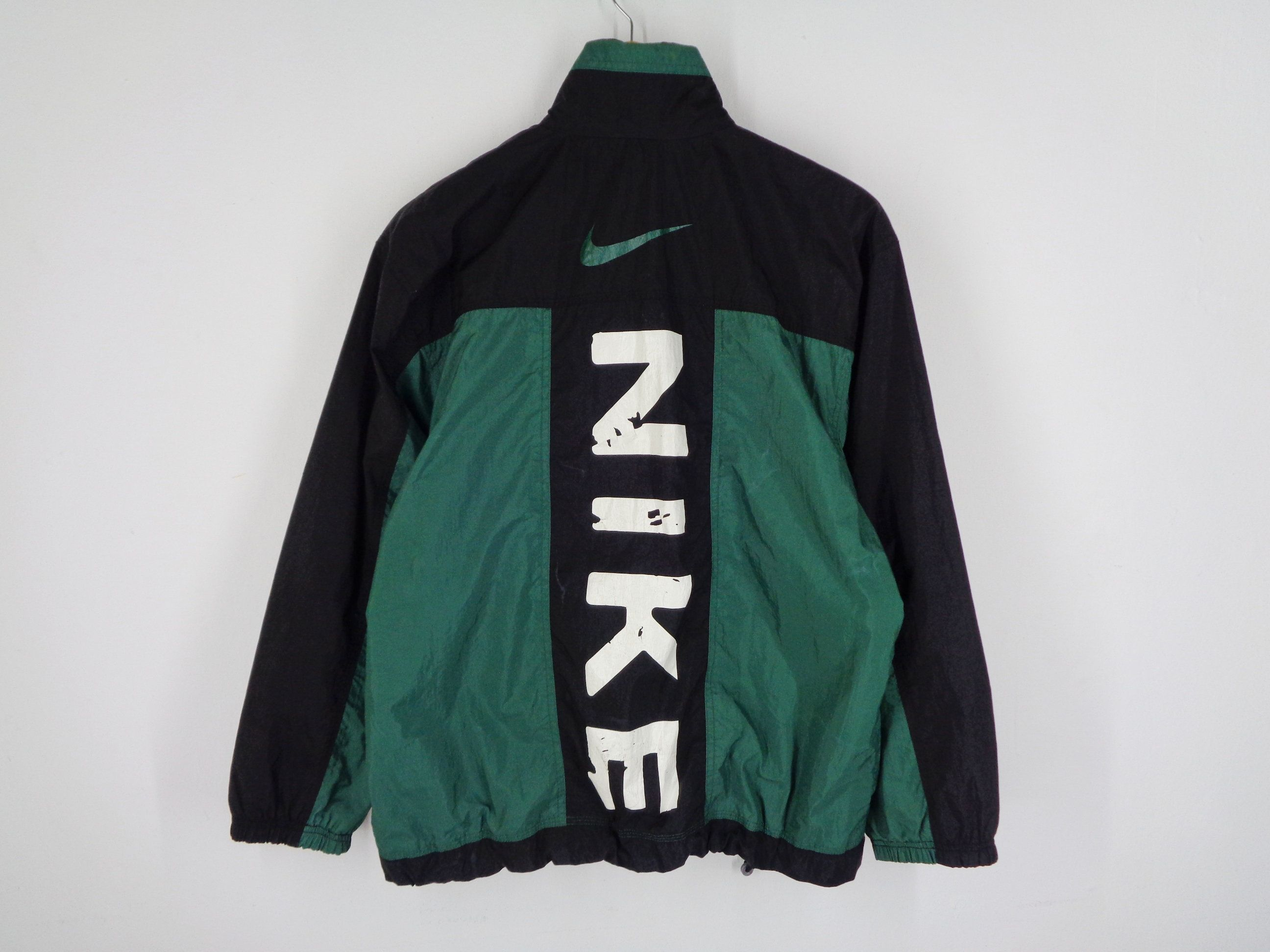 Nike Windbreaker Vintage Nike Jacket Vintage 90 S Nike Etsy Vintage Nike Jacket Nike Windbreaker Denim Jacket Women
