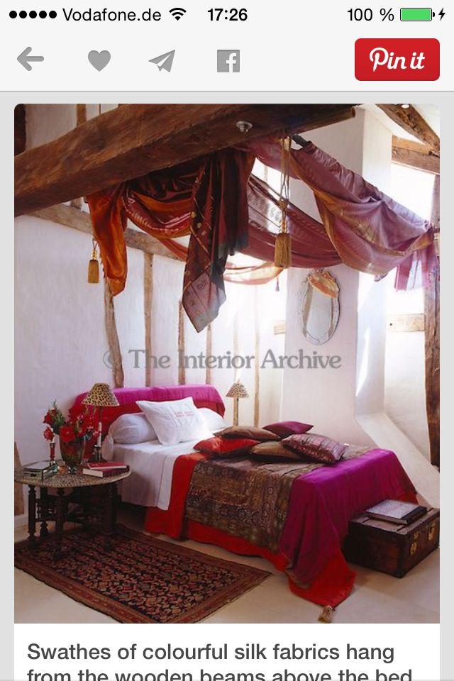 Romantisches Schlafzimmer Luxusschlafzimmer