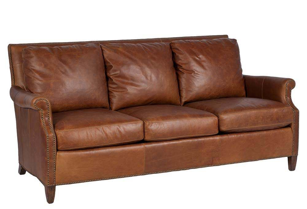Chartwell Sofa   Ferguson Copeland My Sofa  The Distressed Leather Sold Me.