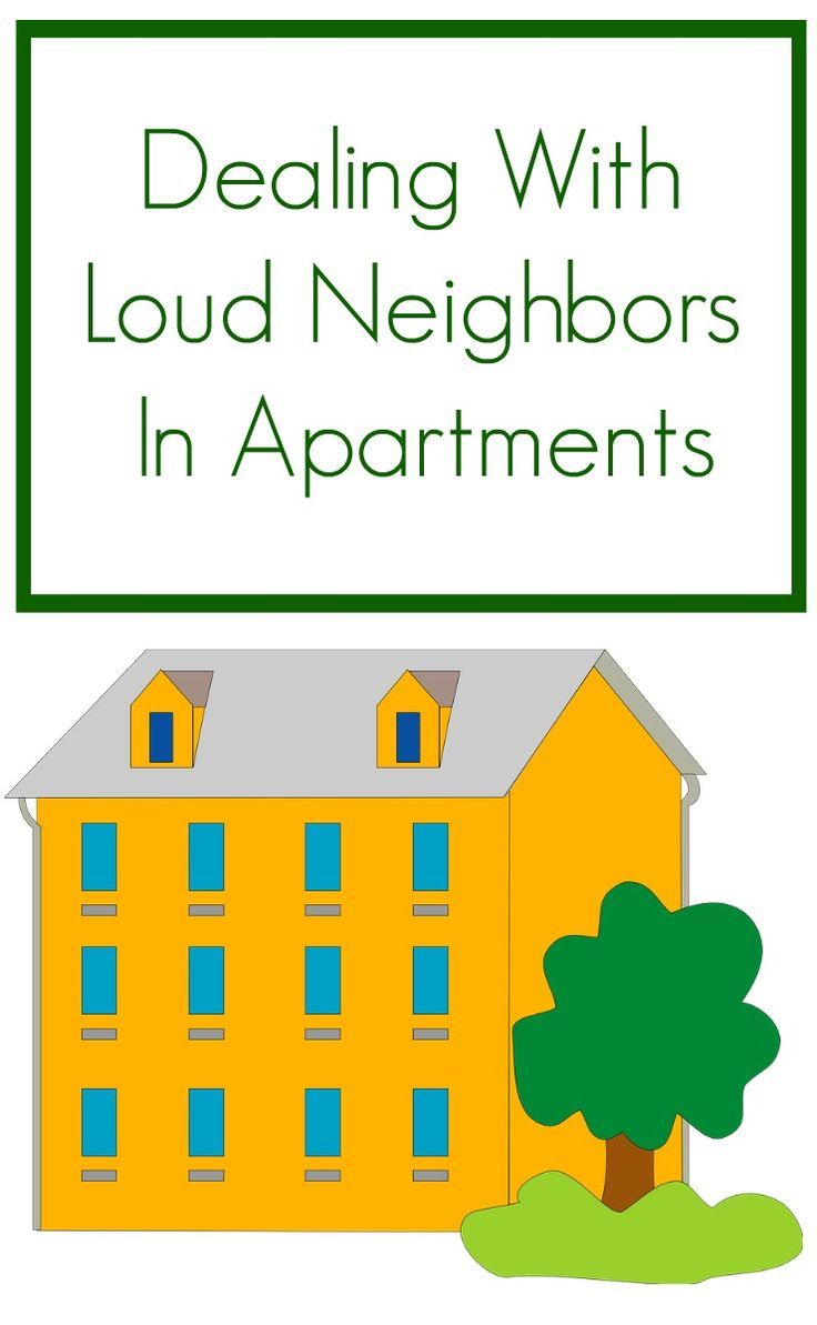 Tips For Dealing With Loud Neighbors In An Apartment Or Duplex
