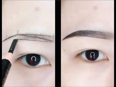 Hướng dẫn kẻ chân mày | Eyebrow Tutorial | Easy Eyebrow Tutorial For Beginners Part 7