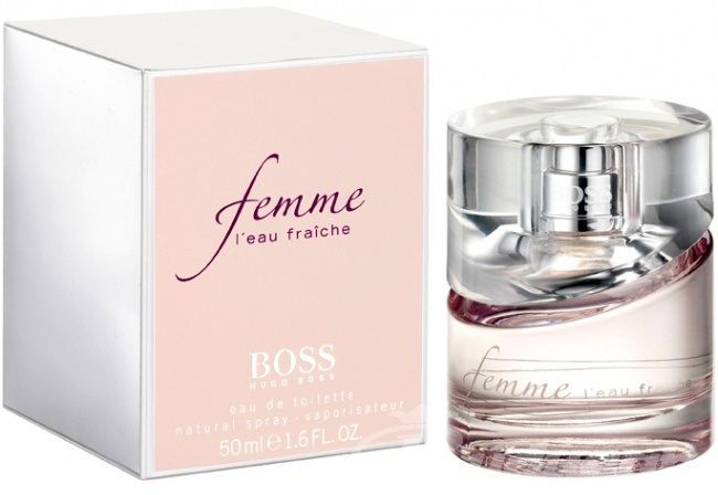 Hugo Boss Femme Leau Fraiche Dames Parfum Perfume And Scents In