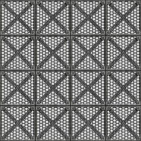Textures Texture Seamless Steel Industrial Perforate