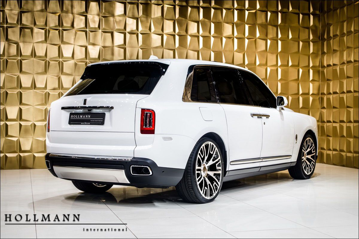 Photo of Rolls-Royce Cullinan – Luxury Pulse Cars – Germany