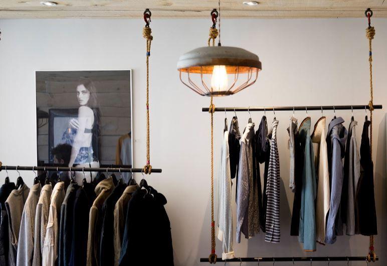 Life Storage Blog Hanging Clothes Racks Closet Alternatives