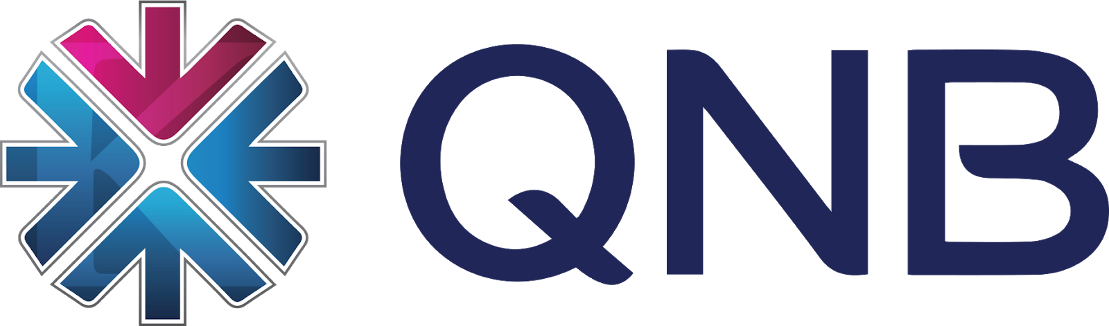 Qnb Qatar National Bank Indonesia Logo