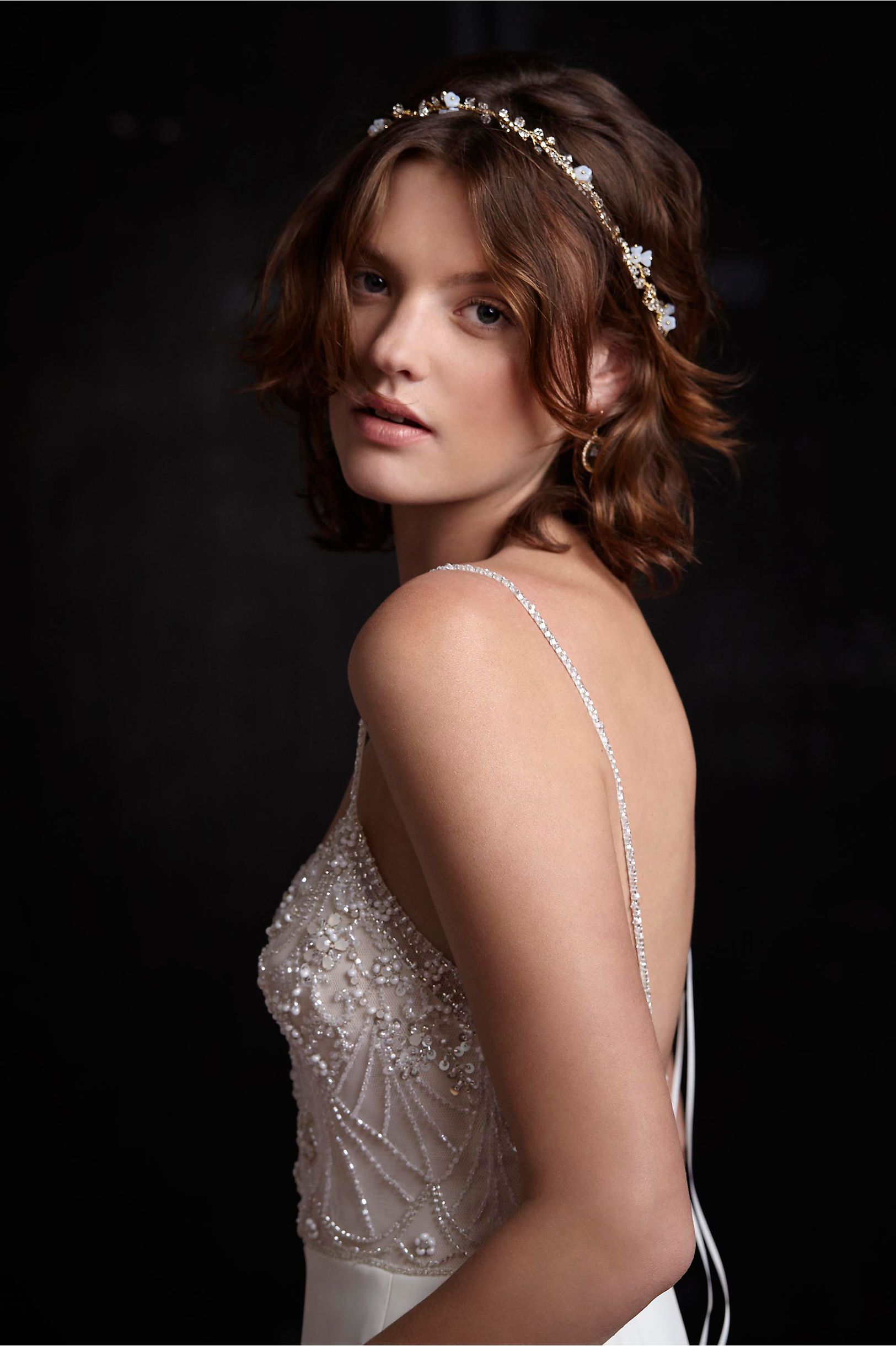BHLDN Irene Gown in  Bride Wedding Dresses | BHLDN