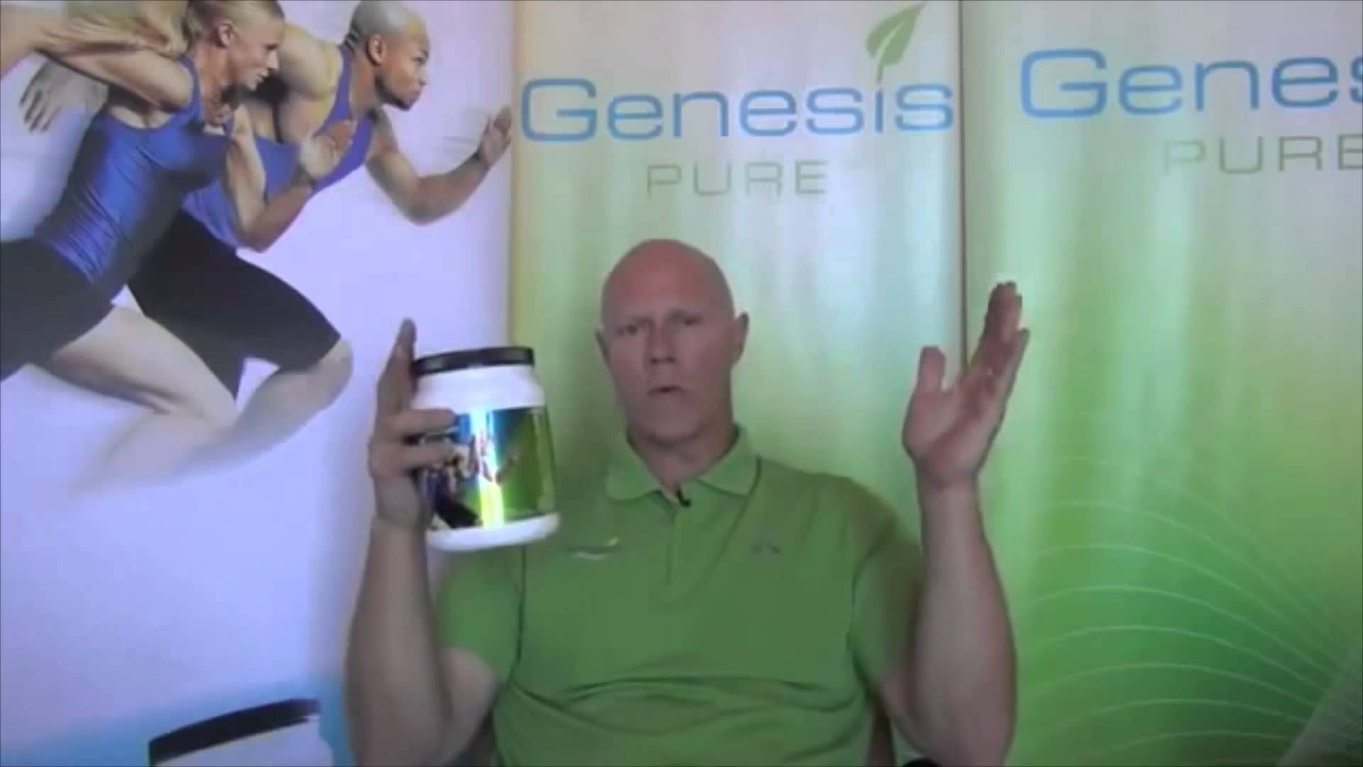 Wow Genesis Pure Sport Superior Products Genesis Pure