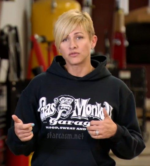 Fast N Loud Pics Of Christie Brimberry Office Manager From