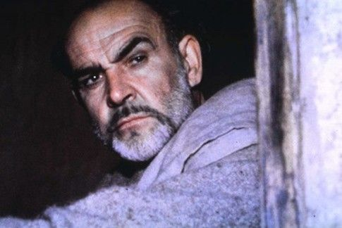 Il Nome Della Rosa Sean Connery 1986 Diretto Da Jean Jacques Annaud Tratto Dall Omonimo Romanzo Di Umberto Eco Del 1980 Il Film Ha Vinto Numerosi Pr Peliculas