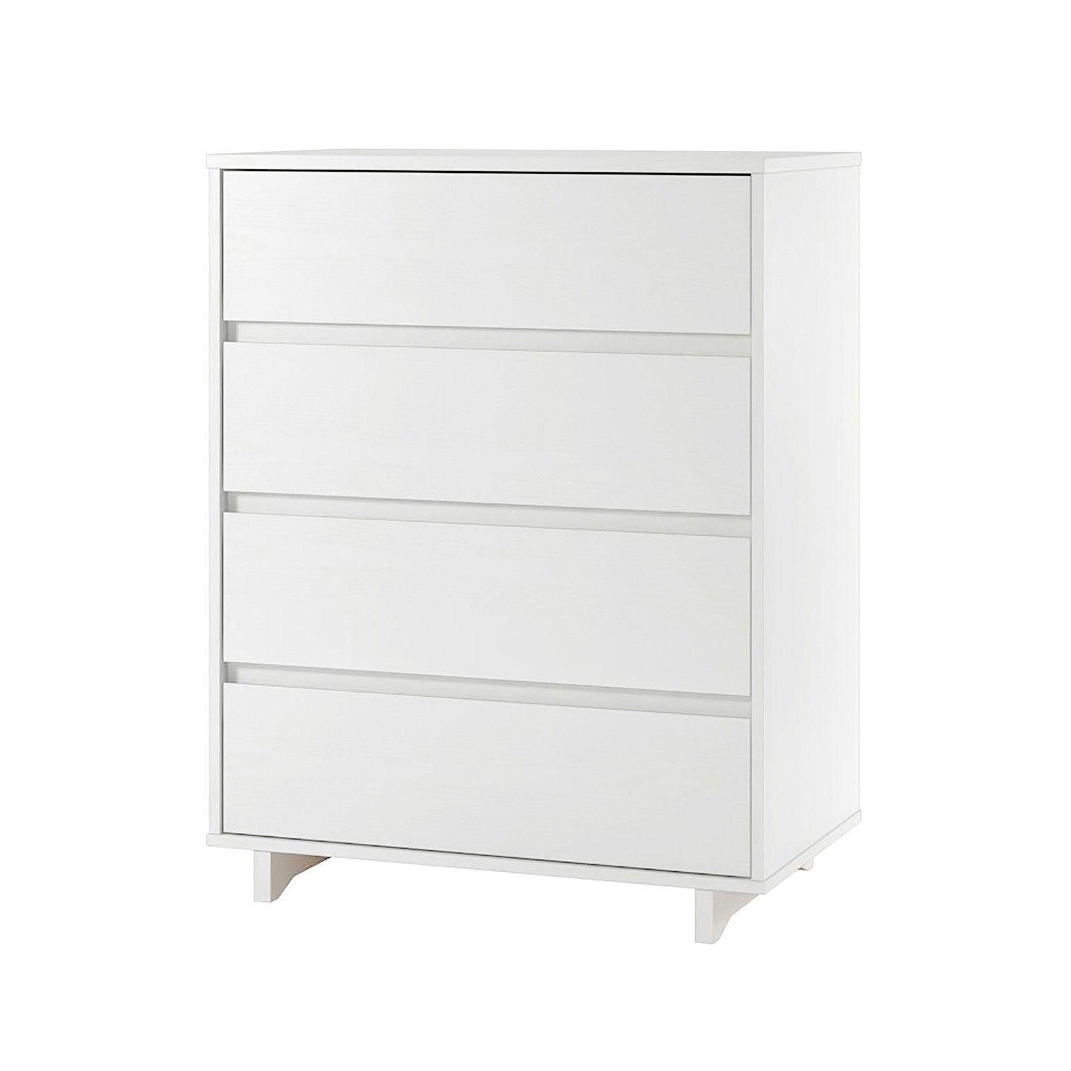 Modern 4 Drawer Dresser White Room Essentials White Storage 4 Drawer Dresser Room Essentials [ 1560 x 1560 Pixel ]