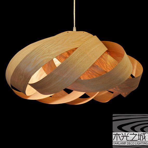 Unique Rustic Veneer Light It Is A Beautiful Pendant Lamp For
