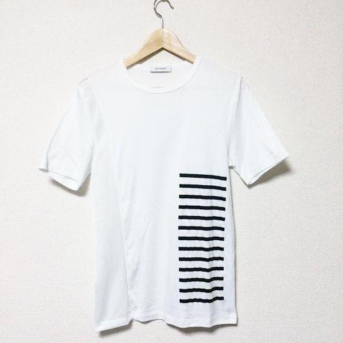 TIM COPPENS ティム コペンズ メッシュ Tシャツ S_画像1