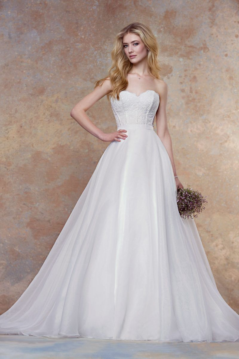 Full A-line separate skirt   style 18014   Wedding Dress   Pinterest ...