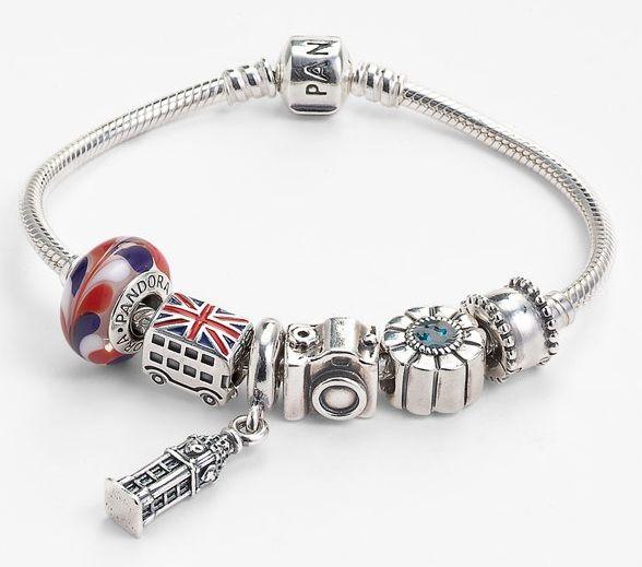 Pandora UK theme   Pandora bracelet charms, Charm bracelet ...