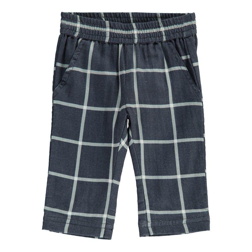 Pantaloni Quadri Ramsey-KIDSCASE (NL)