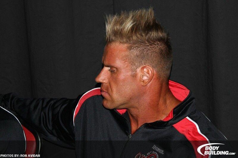 Jay Cutler Bodybuilder Hairstyle Best Haircut 2020