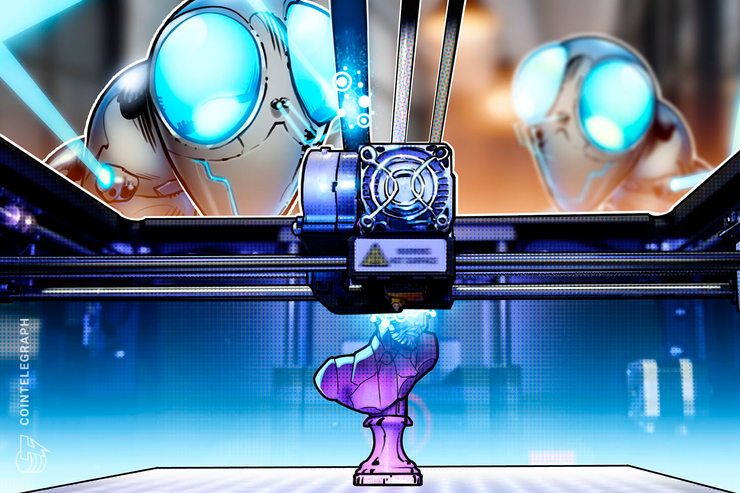 Blockchain and 3D Printing Are Reinventing Aerospace