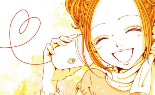 "Résultat de recherche d'images pour ""nana komatsu manga"""