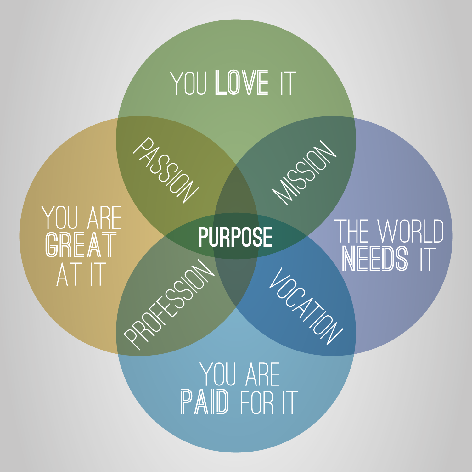 The motivation matrix making history pinterest finding your purpose venn diagram pooptronica Images