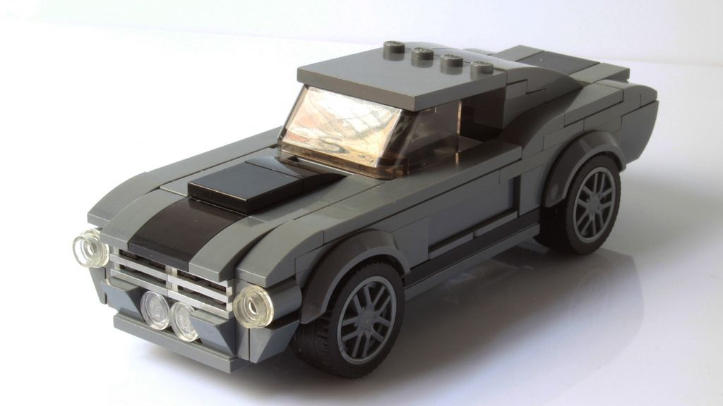 Lego Ford Mustang Shelby Gt500 Ford Mustang Shelby Gt500 Lego