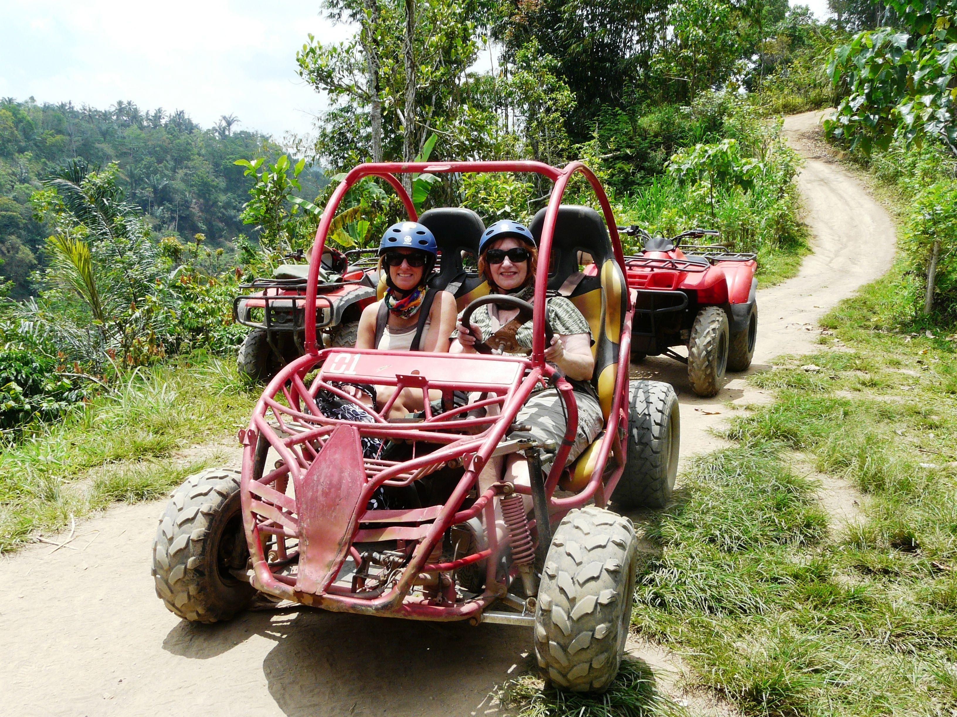 Crazy fun   Dune buggy riding | Bali & Lombok | Monster