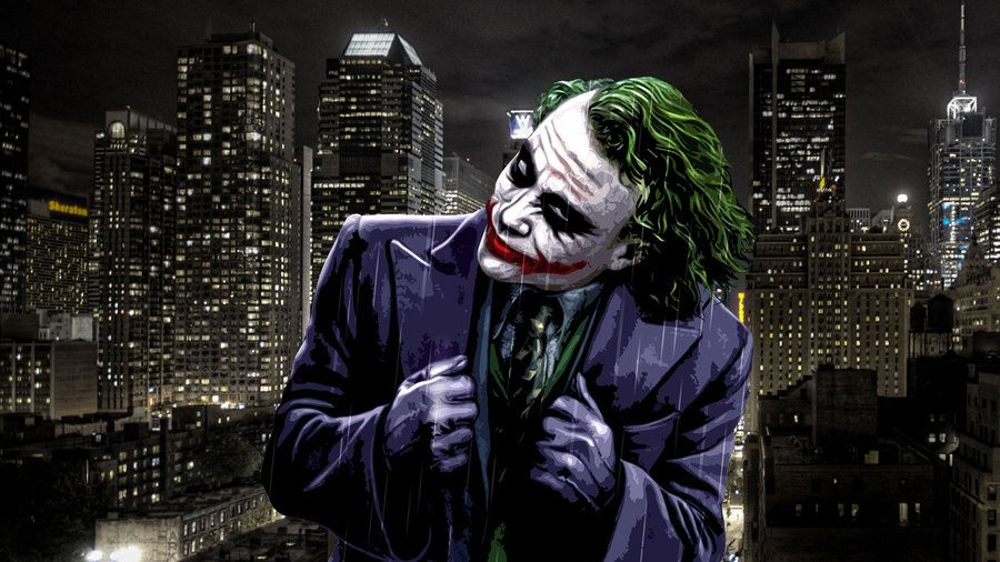 the joker essays In the movie, the dark knight, the main villain is a sadistic criminal, who refers to himself as the joker this evil, twisted and brilliant character is the arch-nemesis of batman, the caped crusader who watches over and protects the much beleaguered and crime-ridden gotham city the joker.