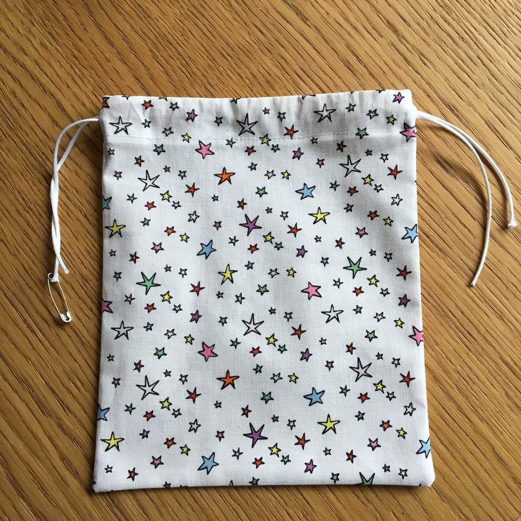 Fini les sacs en papier, à nous le vrac [Tuto] – Le blog de Mamanwhatelse – tricot couture
