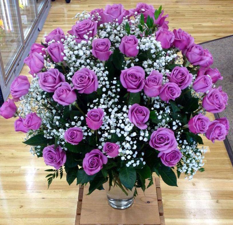 Valentine's Day One Hundred Roses Flowerama Columbus