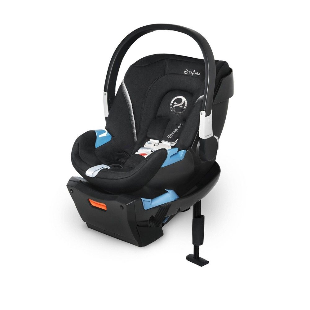 Cybex Aton 2 Sensor Safe Infant Car Seat Lavastone Black In 2020 Baby Car Seats Safest Car Seat Infants Car Seats
