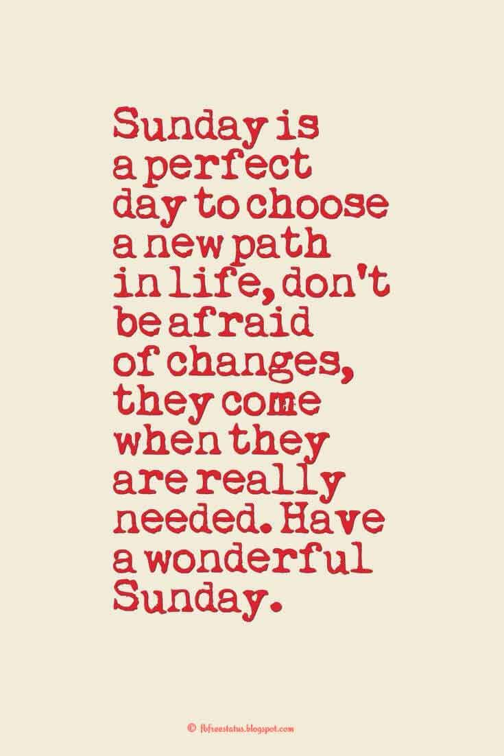 Sunday Morning Quotes with Images, Pictures Happy sunday