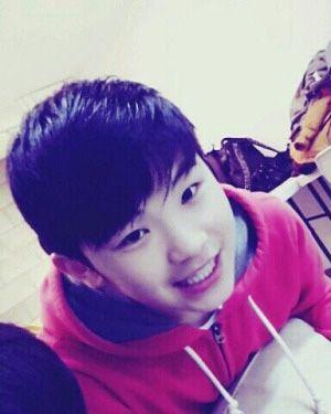 Woozi cute :*