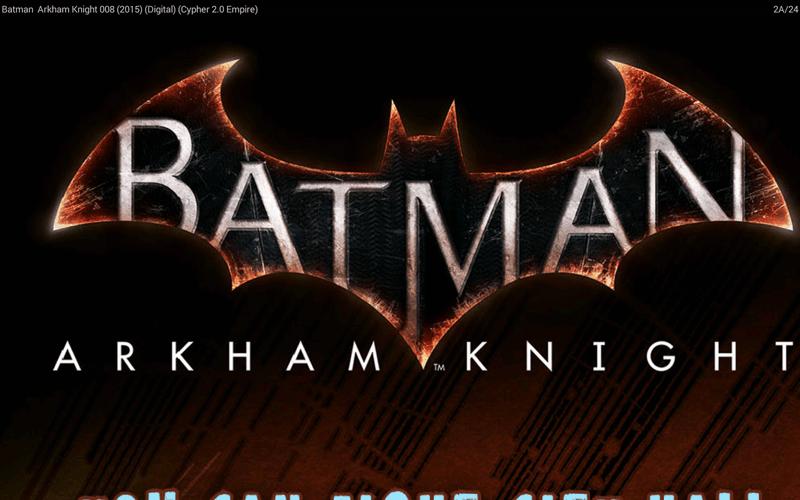 Many Young People Likes Reading Mange Including Me I Ve Read Manga On My Kindle Paperwhite For Years Until Batman Arkham Knight Arkham Knight Batman Arkham
