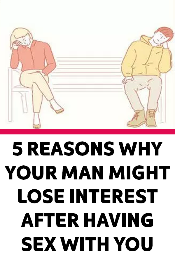 When you lose interest in your partner