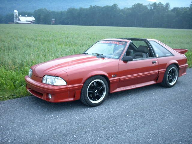 T Top Mustang >> 1987 Ford Mustang T Top Very Rare My Dream Car Just