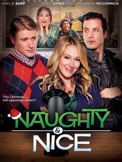 Naughty Nice Abc Family Movies Christmas Movies Family Movies