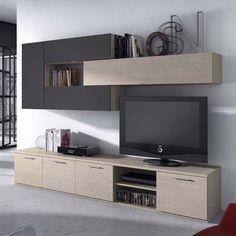 Composition De Meubles Tv Muraux Design Candice Atylia Living Room Tv Unit Designs Home Tv Unit Design