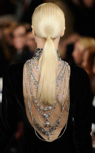 ponytail |  #trends fall-winter 2012/2013