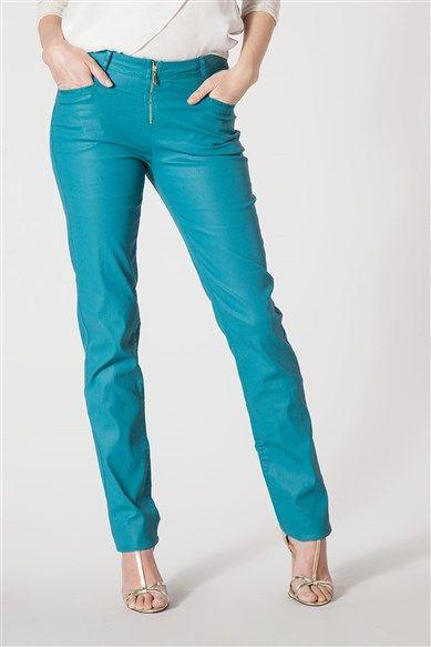 Pantalon DroitEt Bréal Apparent Zip ®Mode jSUpLqzMVG