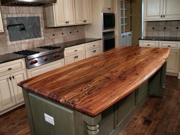 Kitchen Island Tops Ideas Google Search Butcher Block Island Kitchen Tuscan Kitchen Design Outdoor Kitchen Countertops